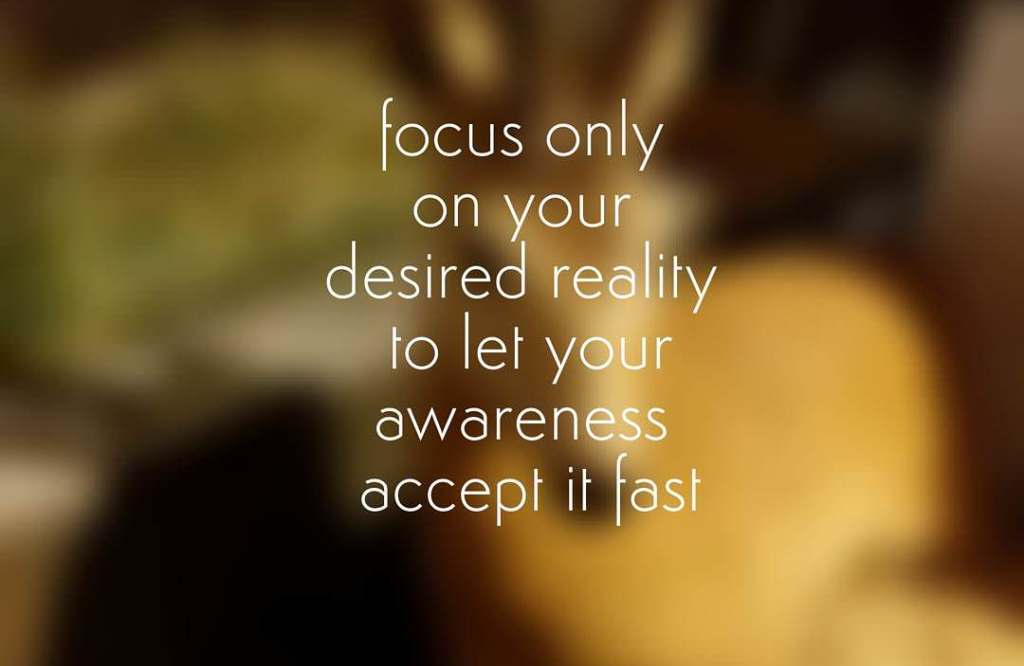quote desire reality Law of Attraction manifestation