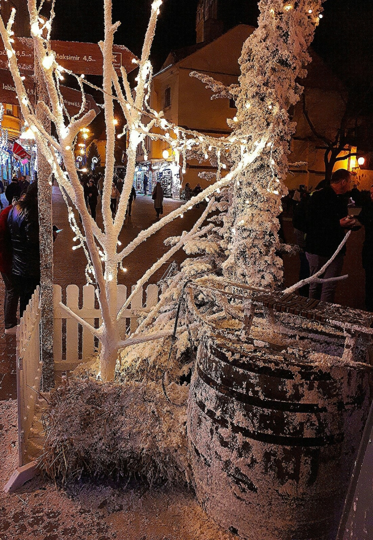 Christmas market Europe beauty