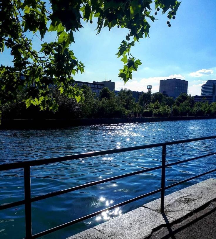 Zurich Switzerland travel river