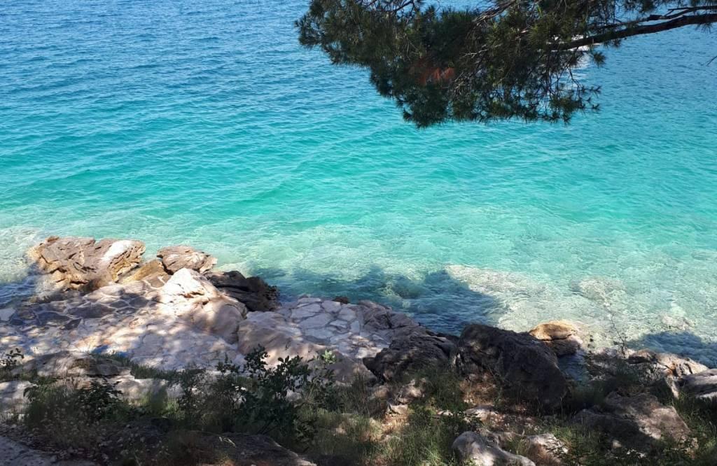 travel photography Drage Croatia coast Dalmatia