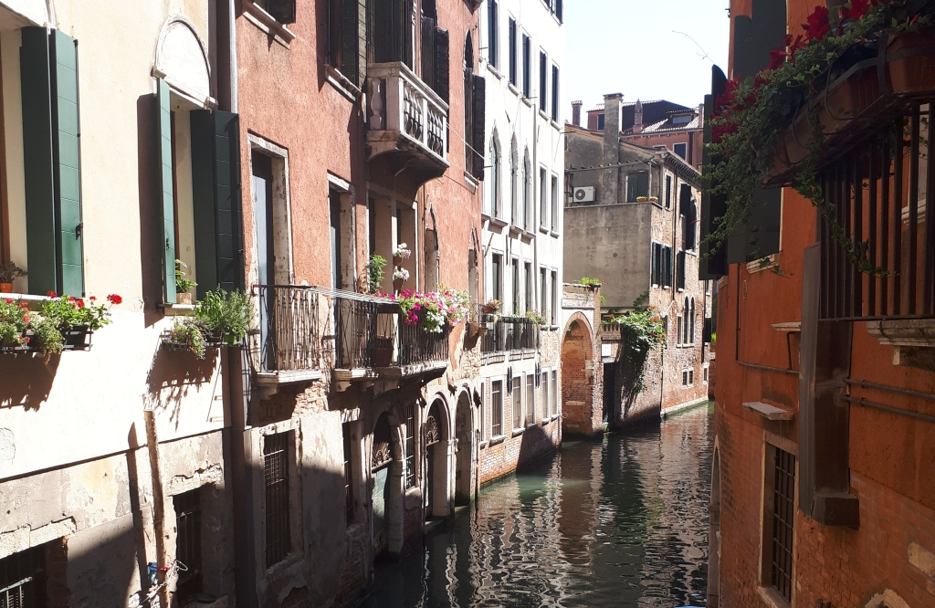 travel photography Venice Italy canals