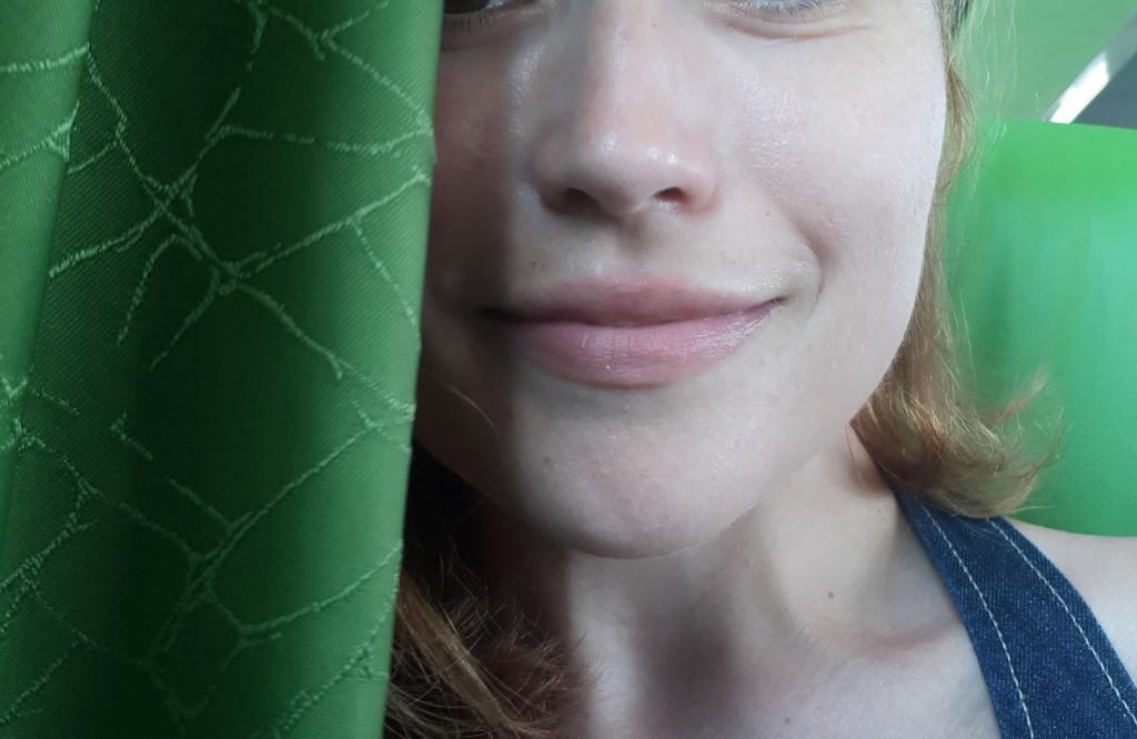 me selfie FlixBus