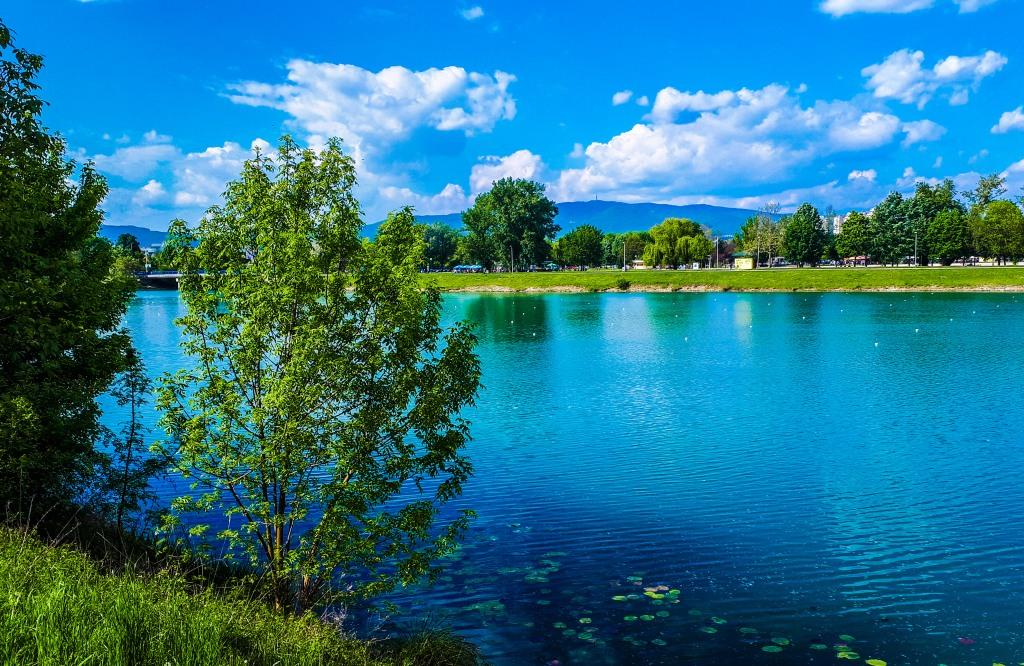 Zagreb Croatia travel Jarun Lake lifestyle