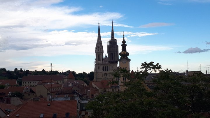 Zagreb Cathedral travel