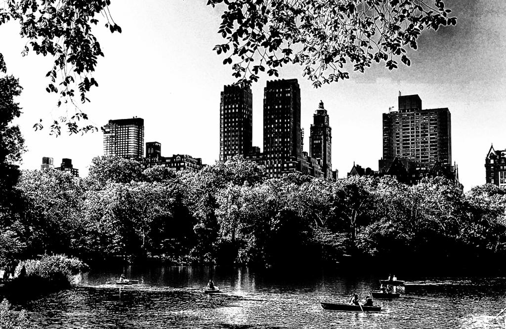 Central Park NYC Manhattan NY New York