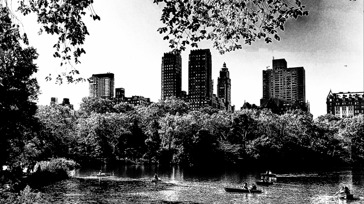 Central Park NYC Manhattan NY New York
