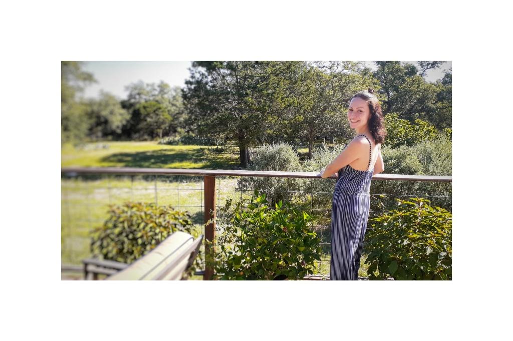 Beautiful girl model travel influencer