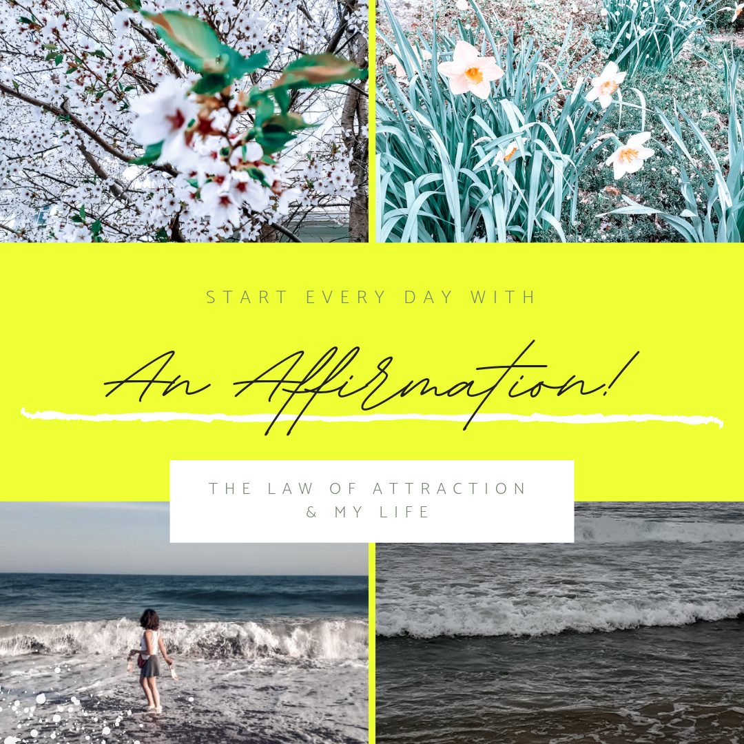 Use affirmations daily